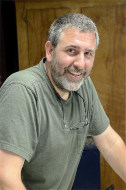 Scott  Wilcox - our expert framer.